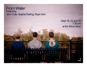 image of From Water Poster